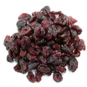 Organic cranberry